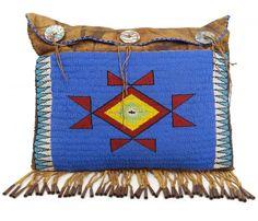 Native American Indian Beadwork | Native American Beadwork: Beaded Possible Bag | Prairie Edge