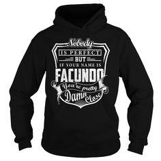 [Cool shirt names] FACUNDO Pretty FACUNDO Last Name Surname T-Shirt Shirts of year Hoodies, Funny Tee Shirts