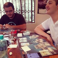Saturday afternoon Commander #MTG