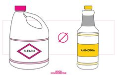 6 Cleaning Products You Should Never Mixgoodhousemag