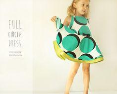 Kikoi : Full circle DRESS