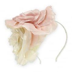 Johnny Loves Rosie Florrie Floral Fascinator Headband