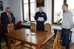 Udaremnił włamanie do kościoła. Został wyróżniony przez burmistrza i komendanta policji...