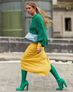 Street style на неделе моды в Париже осень-зима 2018-2019