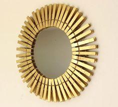 espejo de pinzas