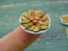 Roasted Eggplant, Zucchini and Tomato Salad by Shay Aaron, via Flickr