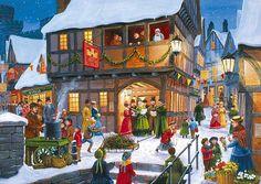 Christmas Joys  by John Finlay