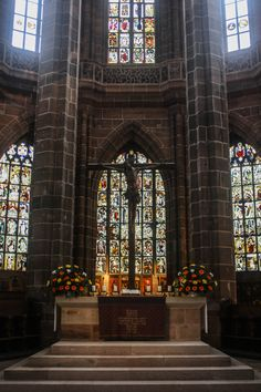St. Lorenz Church, Nuremberg, Germany www.stephentravels.com/top5/crucifixes