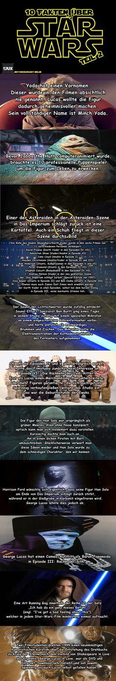 10 Fakten über Star Wars Teil 2 Star Wars, Starwars, Star Wars Art