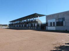 Imágenes de la ciudad deportiva del Real Betis Balompié finalizadas