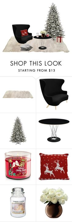 """Bez naslova #9"" by jk-jednacurica on Polyvore featuring interior, interiors, interior design, dom, home decor, interior decorating, Tom Dixon, GE, Yankee Candle i Crate and Barrel"
