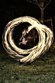 Fireshow at Caroline & Davie's wedding at The Red Door Country House, Fahan, Inishowen, Co. Donegal