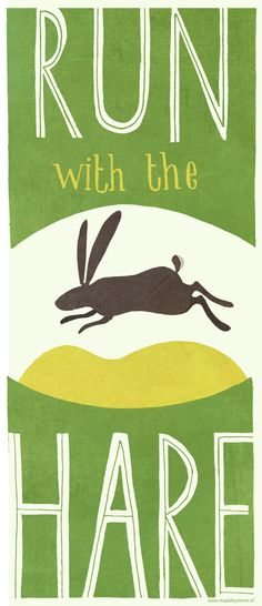 Run with the Hare