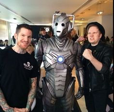 """Patrick's all like """"grr I'm a fight this big scary thing. Grr. """""""