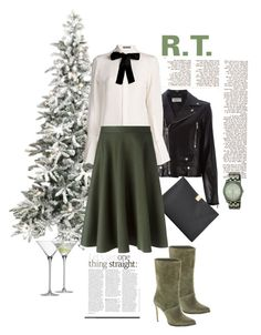"""""""R.T.-772  **GREEN** -2"""" by sopo-davituri ❤ liked on Polyvore featuring Collezio, BCBGeneration, LSA International, Yves Saint Laurent, Alexander McQueen, Balenciaga and P.A.R.O.S.H."""