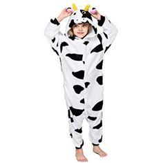 2570263a691c9 Combinaison Pyjama Grenouillere Kigurumi Babygros Unisex pour Enfant Fille  ou Garcon Motifs Animaux