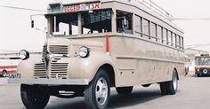 1946 Dodge FK6 bus operated by Egged in 1940s for http://ift.tt/2gUqHTb