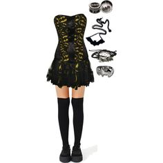 Untitled #1147, created by bvb3666 on Polyvore
