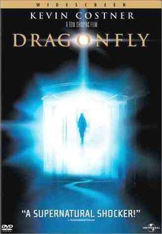DRAGONFLY:  Kevin Costner, Susanna Thompson, Joe Morton - 2002