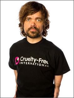 "Peter states: ""I am so pleased to support Cruelty Free International and be part of the global campaign to end cosmetics tests on animals. It is unacceptable that animals continue to suffer around the world, including the United States of America, for the sake of beauty. I appeal to the USA to follow the European Union's lead and end animal testing for cosmetics."""