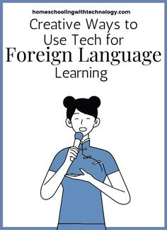 This episode covers natural ways to use tech to help with foreign language language learning. This is not about language learning apps or websites, but using tech in creative ways. High School Writing, Homeschool High School, Homeschooling, Teaching Technology, Teaching Tools, Learning Apps, Internet Safety, Parenting Articles, Teaching French