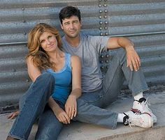 Coach & Tammi Taylor - one of the most real depictions of the give and take of marriage represented on tv.     Kyle Chandler & Connie Britton - damn talented actors!