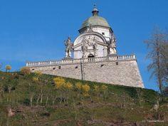 Mausoleum of Ruprecht von Eggenberg in Ehrenhausen, Austria
