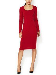 WOLFORD - Merino Luxe Sheath Dress
