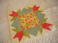from a quilting life this is a gorgeous block!
