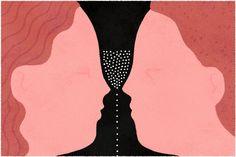 Como Manter A Libido Ativa Em Relacionamentos De Longa Data - www.modefica.com.br - Ilustração Por: Anna Mancini