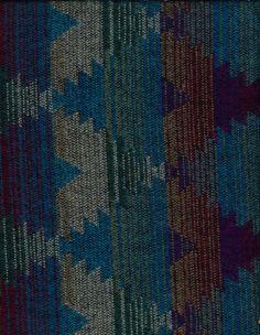 Fashion Voyage- Aztek Jacquard Multi Acrylic Fabric
