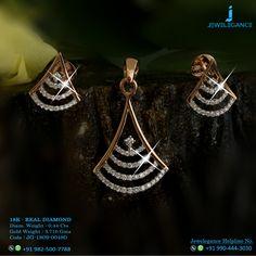 Real Diamond Luxury Design Get in touch with us on Diamond Jumkas, Diamond Design, Pendant Set, Gold Pendant, Diamond Pendant, Real Gold Jewelry, Coral Jewelry, Gold Jewellery, Diamond Earrings Indian