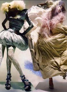 vogue fashion editorial - McQueen