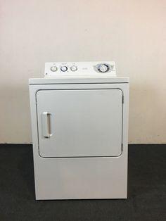 GE DHDSR46GE1WW Clothes Dryer