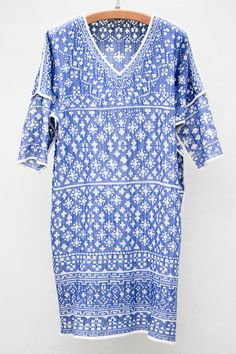 Étoile Isabel Marant Blue Beverly Dress by Heist
