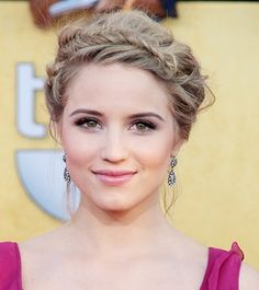 Top 10 Celebrity Updos - Daily Makeover