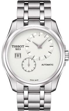 T035.428.11.031.00, T0354281103100, Tissot couturier automatic watch, mens