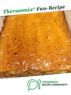 Caramel Macadamia Slice by webby82. A Thermomix <sup>®</sup> recipe in the category Baking - sweet on www.recipecommunity.com.au, the Thermomix <sup>®</sup> Community.