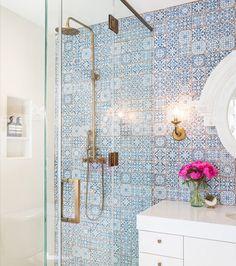 Bad Inspiration, Bathroom Inspiration, Mirror Inspiration, Mirror Ideas, Home Design, Interior Design, Design Ideas, Design Trends, Interior Ideas