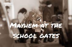 umeandthekids | Mayhem at the school Gates | http://umeandthekids.com