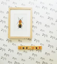 10 Sources For Temporary Wallpaper for Kids Rooms