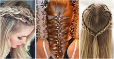 5 Tendencias de Belleza Que Veras En Este 2018 Amazing Nature, Hair Styles, Beauty, Beauty Trends, Hair Plait Styles, Hairdos, Hair Looks, Cosmetology, Haircut Styles