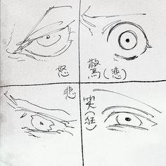 Body Drawing Tutorial, Manga Drawing Tutorials, Art Tutorials, Body Reference Drawing, Art Reference Poses, Drawing Expressions, Anime Drawings Sketches, Digital Art Tutorial, Art Poses