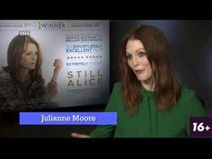 Julianne Moore talks about working with Kristen & watching her become an adult Still Alice, Julianne Moore, Be Still, Music, Youtube, Musica, Musik, Muziek, Music Activities