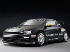 VW Scirocco Rallycross