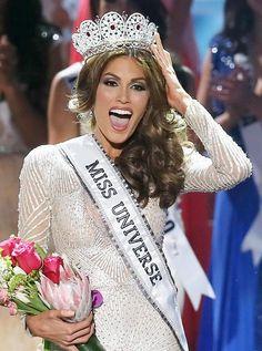 Gana por séptima vez Miss Venezuela el concurso Miss Universo - Yahoo omg! En Español