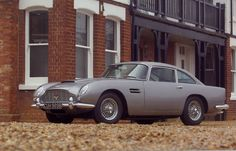 The official company history of Aston Martin Lagonda Ltd. With 100 years of heritage, Aston Martin is a global icon in the production of luxury automobiles. Aston Martin Db5, Cool Sports Cars, Sport Cars, James Bond, My Dream Car, Dream Cars, Bond Cars, Auto Motor Sport, Gilles Villeneuve