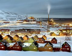 Svalbard | Norway (by Kevin Cooley)