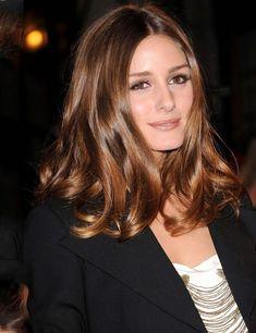 Ultimate Celebrity Hair Looks 2012 | ELLE UK - Olivia Palermo