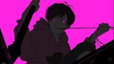Osomatsu-san- Todomatsu #Anime「♡」Dark Neon